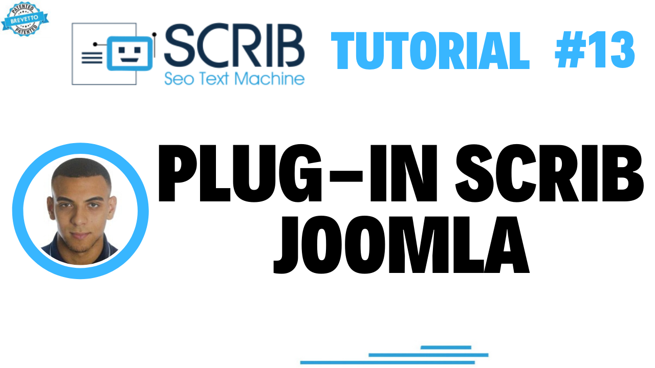 Video Tutorial - come funziona il plug-in per Joomla di SCRIB
